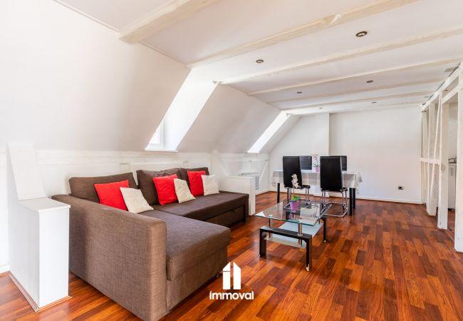 Appartement à Strasbourg - 32 grand rue 2 pc