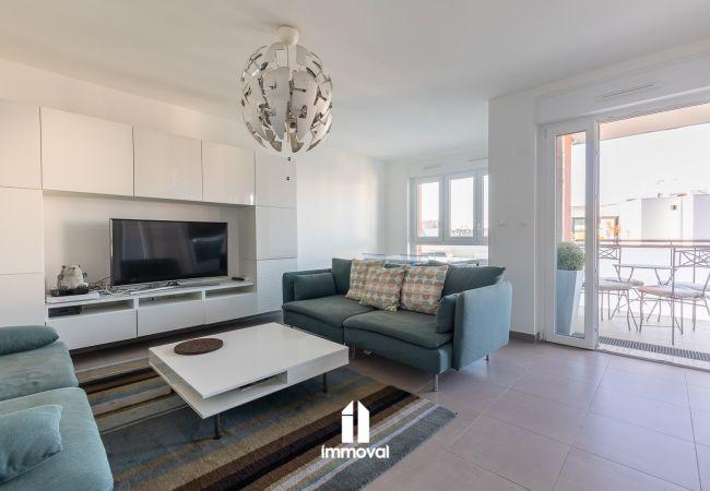 Appartement à Strasbourg - 30 rue de la Thumenau 3 pc