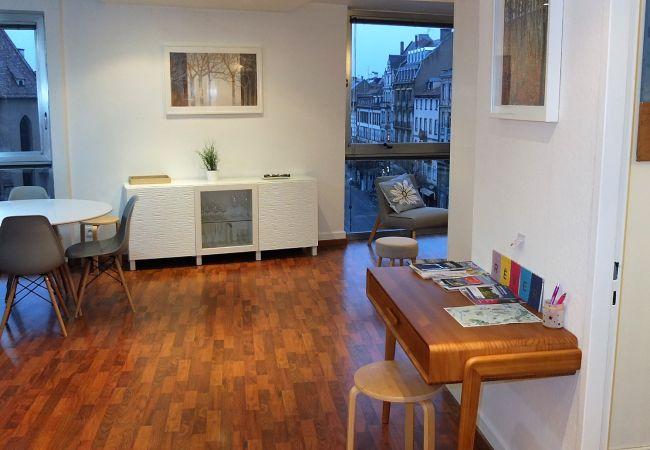 Appartement à Strasbourg - 2 petite rue du vieux marché aux vins 3pc