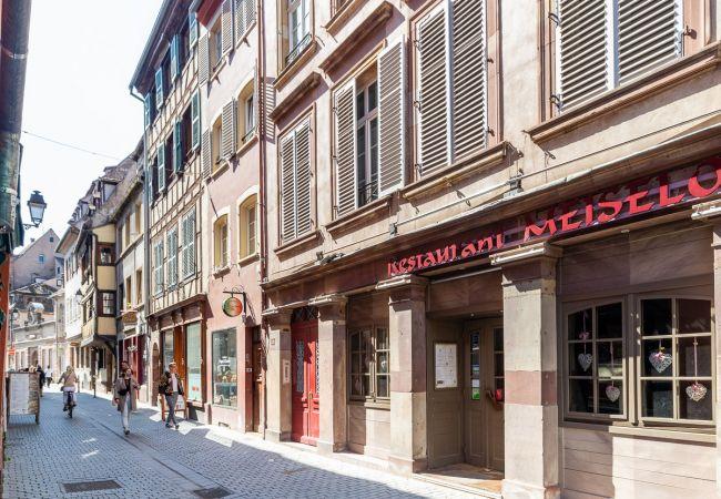Appartement à Strasbourg - 39 rue des Frères, 2pc