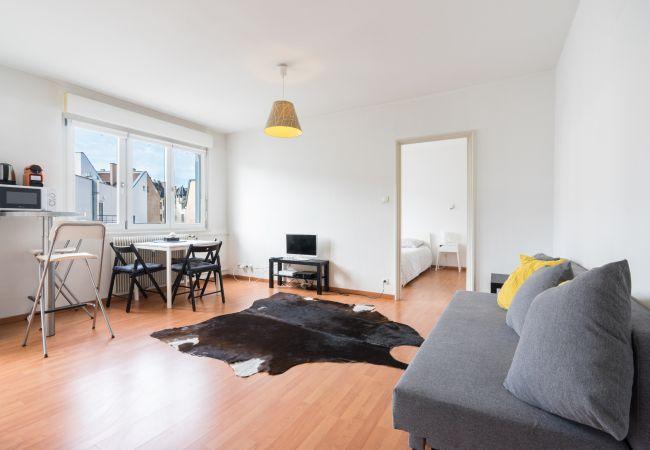 Appartement à Strasbourg - 78 boulevard Clémenceau 2 pc