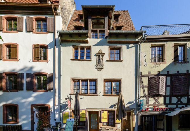Appartement à Strasbourg - 4 quai de la bruche