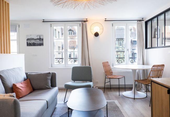 Appartement à Strasbourg - 29 rue de Vieil Hôpital