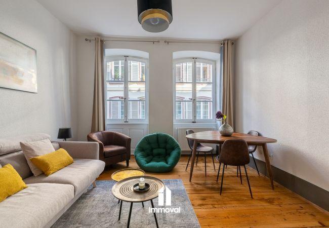 Appartement à Strasbourg - 20 rue du Dôme