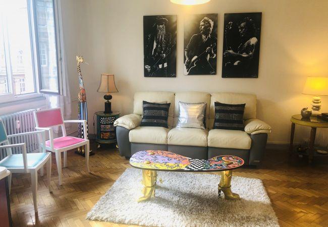 Appartement à Strasbourg - 39 rue de 22 novembre